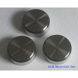 Zirconium Nickel (Zr-Ni) Alloy Sputtering Targets