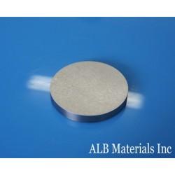 Zirconium Silicon Tellurium (ZrSiTe) Alloy Sputtering Targets