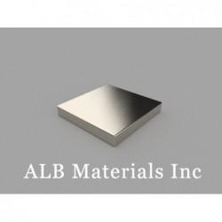 ALB-B20x20x3mm