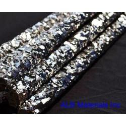 High Purity Zirconium (Zr) Crystal Bar