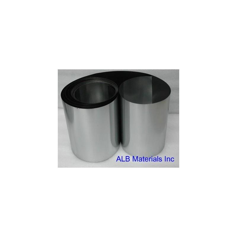 Hafnium (Hf) Strip