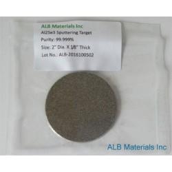 Aluminum Selenide (Al2Se3) Sputtering Targets