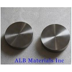 Cobalt Chromium (Co-Cr) Alloy Sputtering Targets